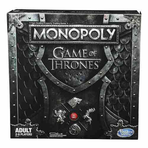 Monopoly Game Of Thrones Juego De Tronos 2da Edición Sonido
