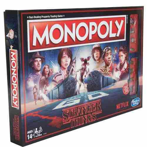 Monopoly Stranger Things Hasbro