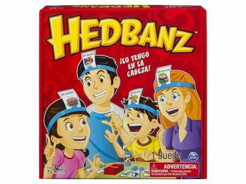 Que Tengo En La Cabeza Hedbanz Juegos De Mesa Uno Monopoly
