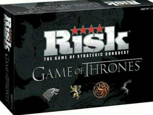 Risk Game Of Thrones / Juego De Tronos. Standard. Full13