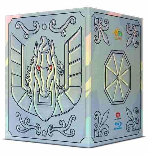 Saint Seiya Caballeros Zodiaco Serie Hades Películas