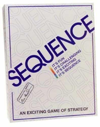 Sequence Juego De Mesa Un Juego De Estrategia Envio Gratis