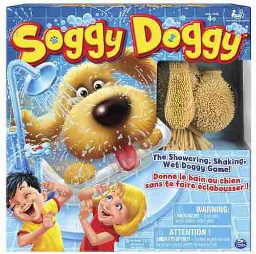 Soggy Doggy Juego De Mesa Spin Master