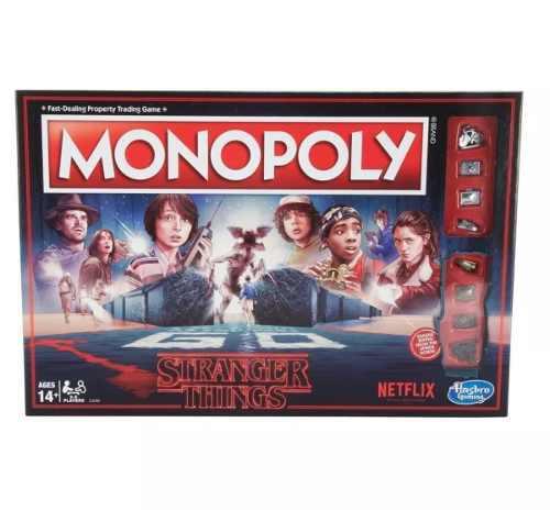 Stranger Things Monopolio/monopoly. Envio Inmediato.