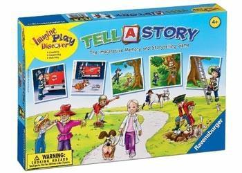Tell A Story Ravensburger Juego De Mesa Juego Infantil 22054