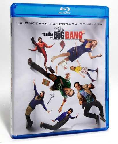 The Big Bang Theory Teoria Temporada 11 Once Blu-ray