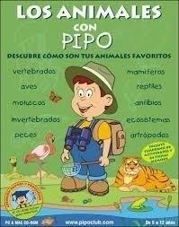 Animales Con Pipo Software Original Envio Gratis