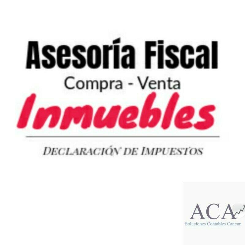 Asesoría Fiscal en Compra Venta de Inmuebles