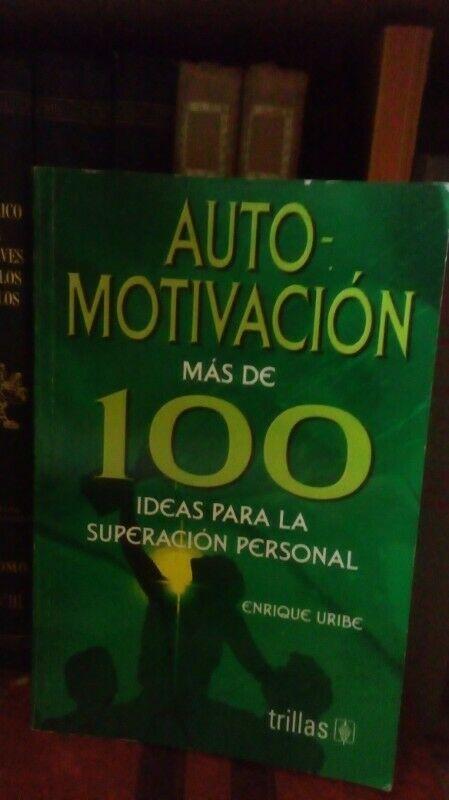 Automotivacion mas de 100 ideas para la superacion personal