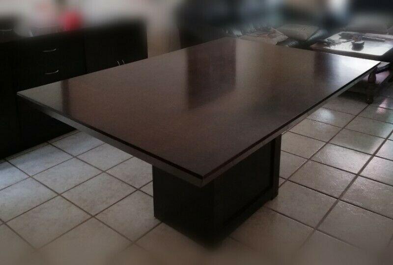 Mesa rectangular comedor en madera