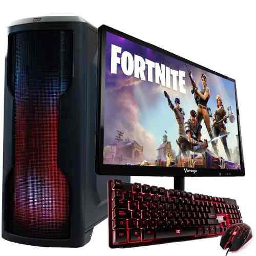 Pc Gamer Xtreme A Dual Core 8gb 1tb R7 Monitor 19.5