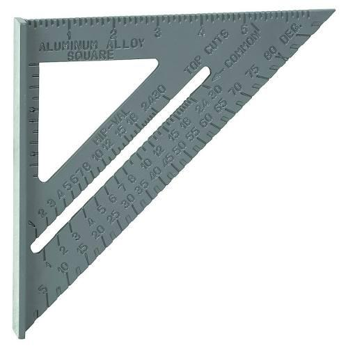 1 Escuadra De Aluminio Para Carpinteria De 7 P Envío Gratis