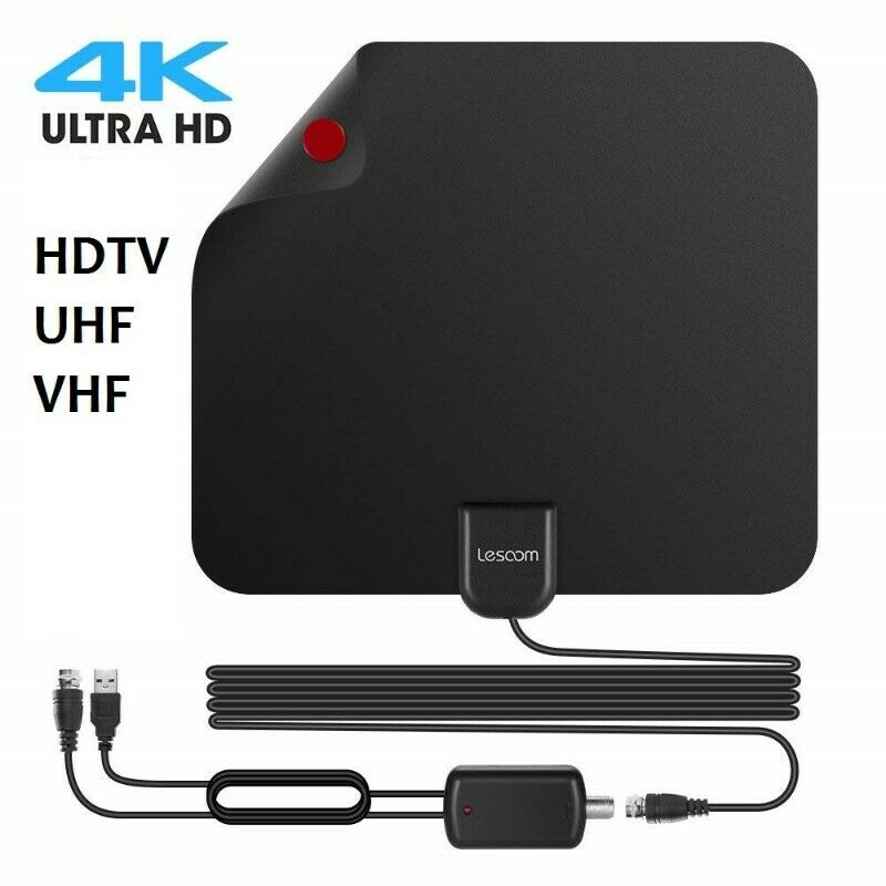Antena digital Interior para HD 4K