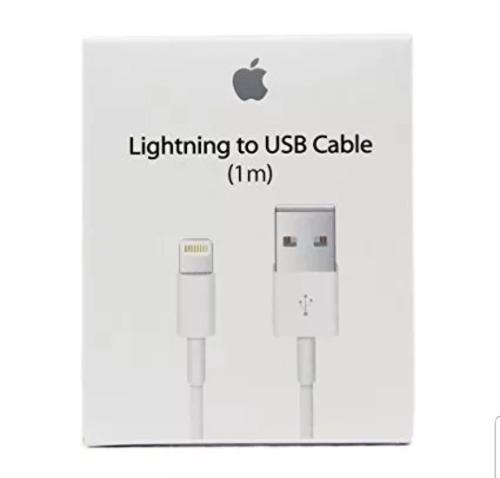 Cable Iphone Lightning 1m Usb Celular, Ipod.