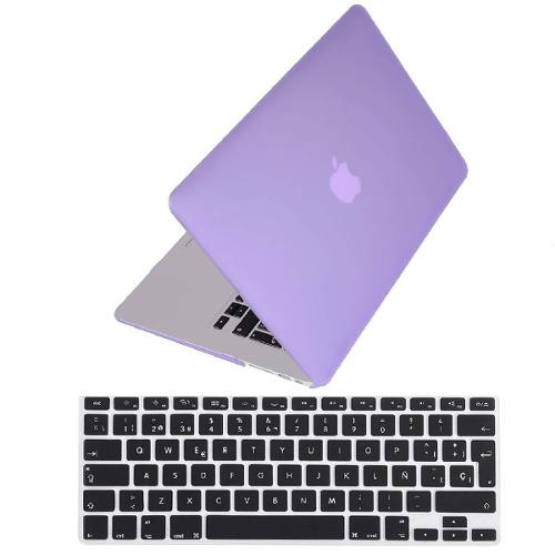 Carcasa Case Macbook Air 13 A/a + Cubre Teclado