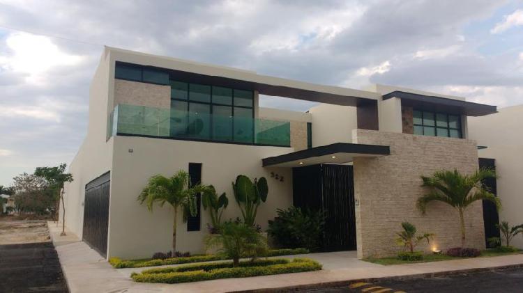 Impresionante residencia en montebello con acabados de lujo