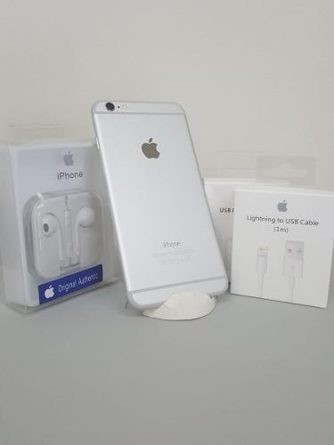 Iphone 6 Plus 64gb Liberado Eq. Exibhicion + Cistal Temp.msi