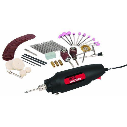 Kit De Accesorios Rotativas 80 Piezas C/ Mototool Dremel