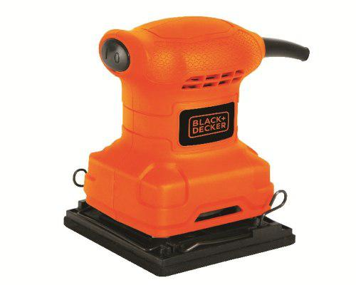 Lijadora Orbital 1/4 De Hoja 200w Bs200 Black And Decker
