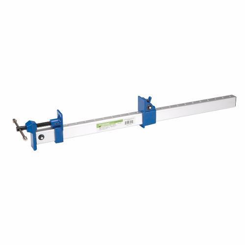 Prensa Sargento P/ Carpintería De Aluminio De 24 Pulg