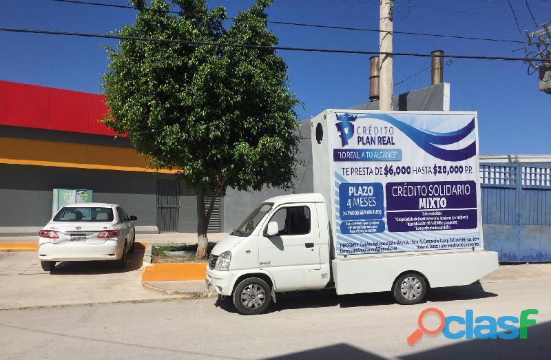 Renta de Vallas Móviles en Campeche
