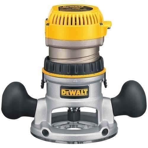 Router Dewalt 1 3/4 Hp 750 W 24,500 Rpm Dw616de Profesional