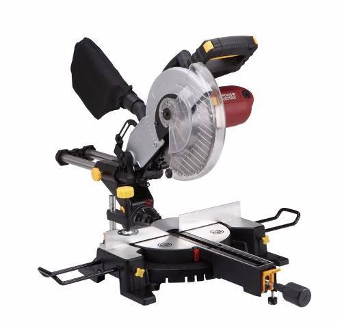 Sierra Deslizante De Inglete De Disco 10 Pulgadas Adap Laser
