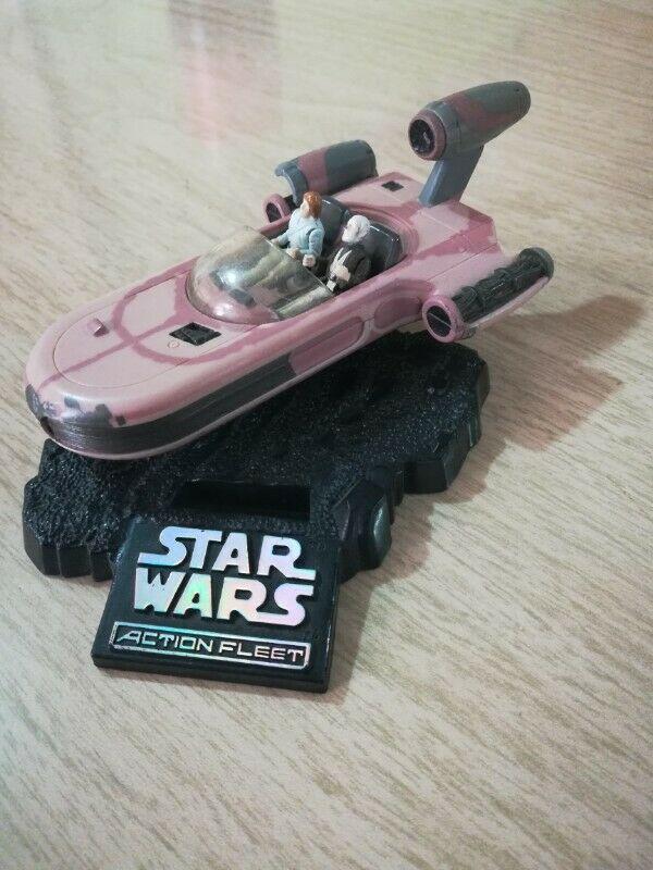 Star Wars Landspeeder Action Fleet Vintage