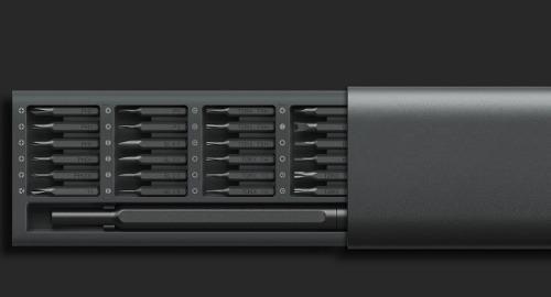 Xiaomi Wiha Desarmador De Precisión Con 24 Puntas