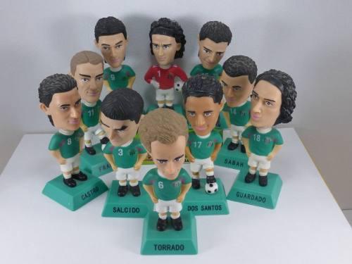 11 Cabezones Bimbo De La Selección, Sudáfrica 2010;