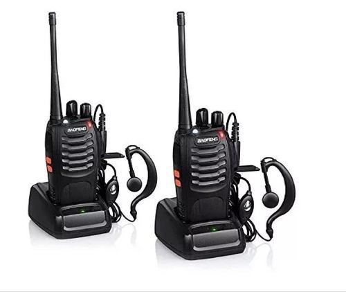 2 Radios Baofeng Uhf Bf 888s Walkie Talkie Software Gratis