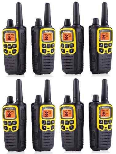 4 Kit Radios Midland X Talker T61vp3-4 51km* 32mi 2 Vías