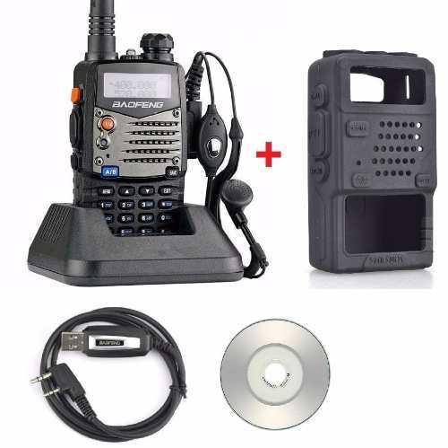 8 Radio Baofeng Uv5r Doble Banda Vhf Uhf Uv-5r Profesional