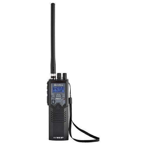 Cobra Hh50wxst Radio Cb Portatil De 4 Vatios 40 Canales