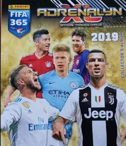 Coleccionador Fifa 365 2019 Panini