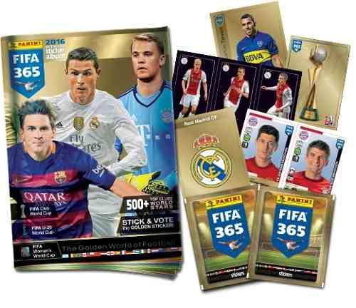 Estampas Sueltas Album Fifa 365 2016 Panini