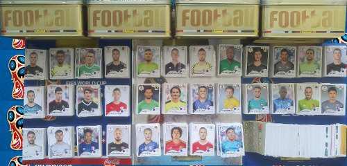Estampas Sueltas Fifa World Cup Rusia 2018 Panini