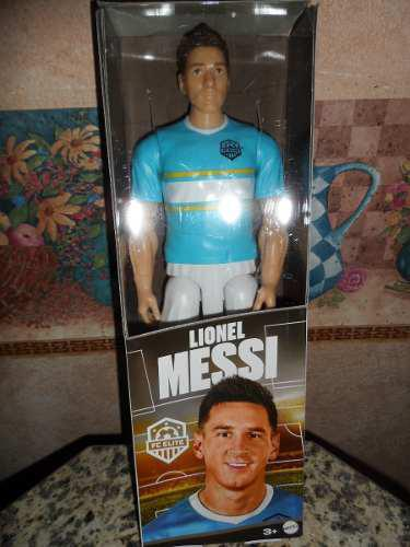 Figura Coleccionable Fc Elite De Lionel Messi