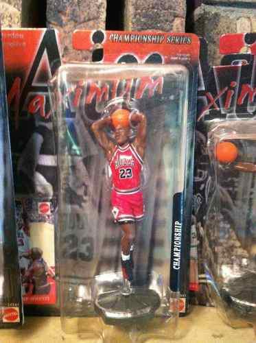 Figuras Michael Jordan Nba Maximum Air
