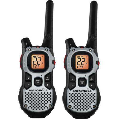 Motorola Talkabout Radios De 2-vías Mj270cmr