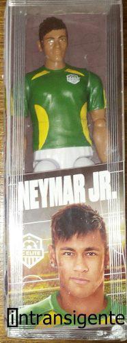 Neymar Jr. Figura De Futbol Mattel Fc Elite 30 Cms. (dyk86)