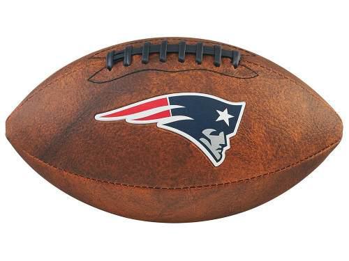 Nfl Balón New England Patriots Wilson Juvenil