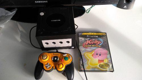 Nintendo Game Cube Con Juego Y Envío Gratis