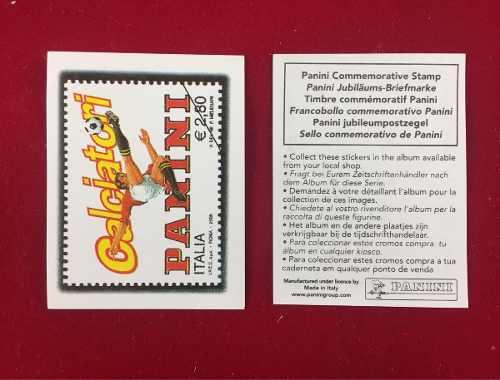 Panini Alemania 2006 Estampa 00 - Timbre