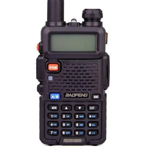 Paquete 4 Radio Baofeng Uv5r Vhf/uhf
