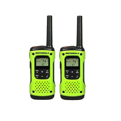 Par De Radios Motorola T600 H2o Linterna Led