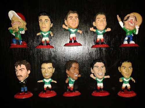 Pro - Microstars Selección Mexicana Coca Cola Mundial 2006