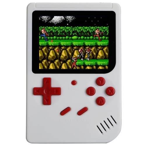 Q7 Construido - En 300 Juegos Consola Juego Handheld Nes 8 B