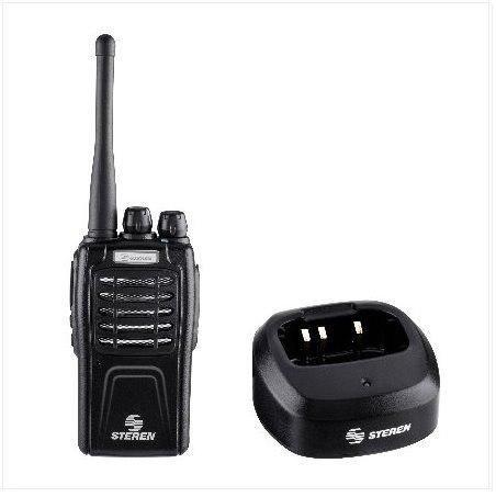 Rad-510 Radio Intercomunicador Profesional, Hasta 5 Km De