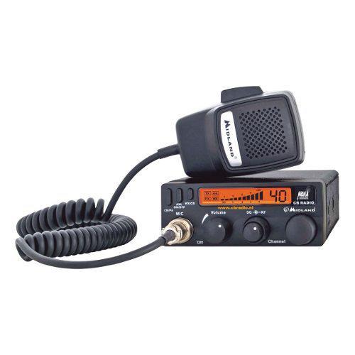 Radio Banda Civil 26.965/27.405 Mhz 1001lwx Midland